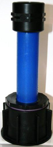 AME90R13_85 Bec pour tube plastique DN32, 100 mm AG 1 \