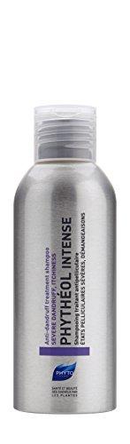 PHYTO PHYTHÉOL INTENSE Anti-Dandruff Treatment Shampoo, 3.3 Fl Oz