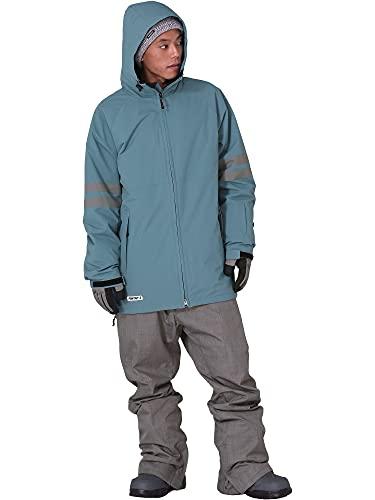 PONTAPES(ポンタぺス) スノーボード ウェア メンズ レディース 上下セット オーバースタイル 21-22 全20色 6サイズ PS12-03 Sサイズ スノーウェア スノボウェア スキーウェア ウエア