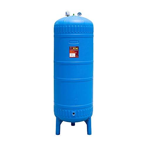 Outdoor product Trinkwasserspeicher Trinkwasserfass, Automatische Wasserversorgung Brunnen Druckbehälter/Leitungswasser Druckbeaufschlagung, Frostsicher und langlebig, einschließlich Druckschalter