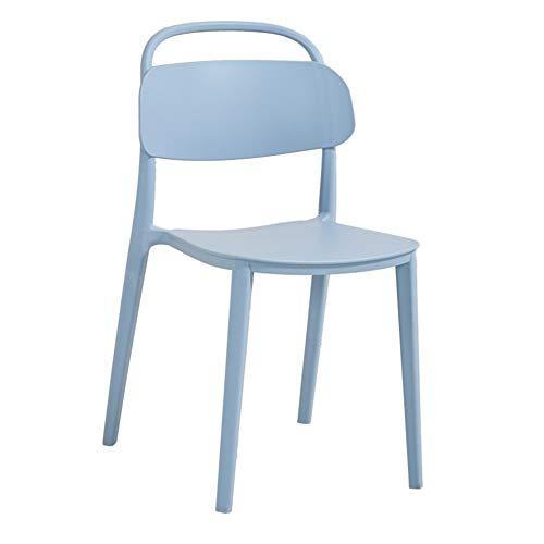 Stoel Nordic stijl Eames creatieve stoel hotel plastic stoel outdoor eenvoudige stoel moderne vrije tijd bureaustoel