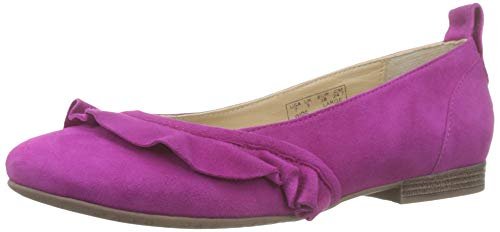 Hush Puppies Damen Willow Plateau Ballerinas, Pink 64, 38 EU