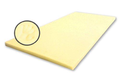 Best For Kids Viscoelastische Matratzenauflage Kindermatratze Visco Matratzen - Auflage ohne Bezug - 60x120x4 cm und 70x140x4 cm SUPER ANGEBOT! (60x120)