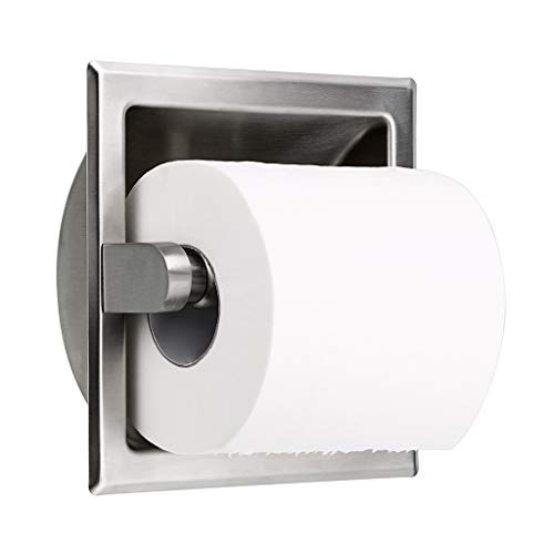 Top 10 best selling list for home hardware recessed toilet paper holder