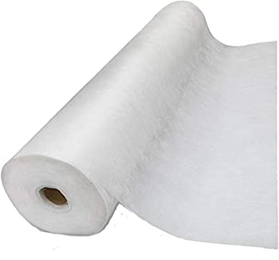 Therapist's Choice 50 x Sheets Perforated, Soft Non Woven, Disposable Exam Table Sheets (31.5 Inch Wide x 70.8 Inch Long, 1 Roll)