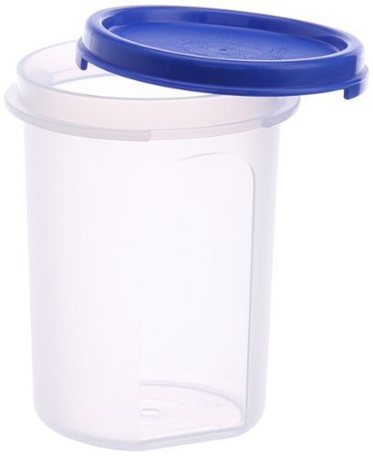 Tupperware MM Round Container Set, 440ml, Set of 4