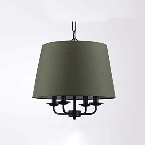 JISHIYU Luz pendiente, restaurante de la lámpara, colgantes Fixture personalidad nórdica creativo restaurante Estudio de la lámpara, lámpara de dormitorio cálido