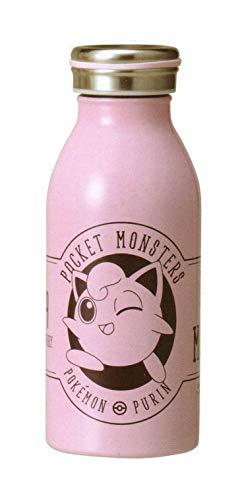ポケットモンスター ポケモン サン&ムーン POKEMON プレミアム ミルク瓶型 ステンレスボトル 全3種のうち プリン 単品 350ml 1033272