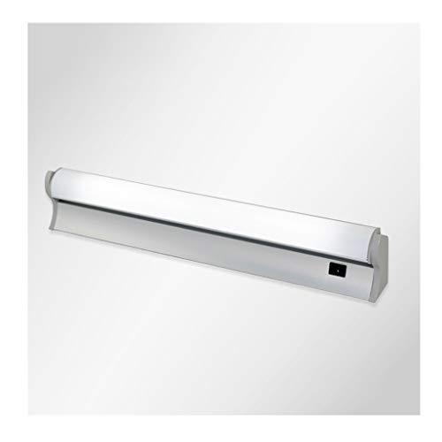 William 337 LED-spiegel koplamp - Moderne minimalistische badkamerspiegel badkamer spiegel oude stadsverlichting [energieklasse A +]