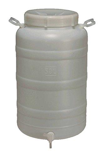 Ecoplast BL50 Fusto Bocca Larga, Neutro