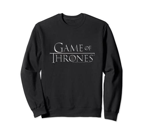 Game of Thrones Chrome Logo Sweatshirt