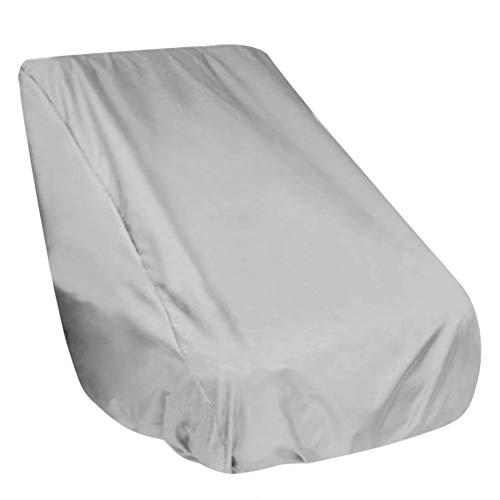 Ultra Silla Cubrir, 61 X 56 X 64cm 190 Plata Poliéster Clima Resistencia Lágrima Resistencia por Exterior Usar