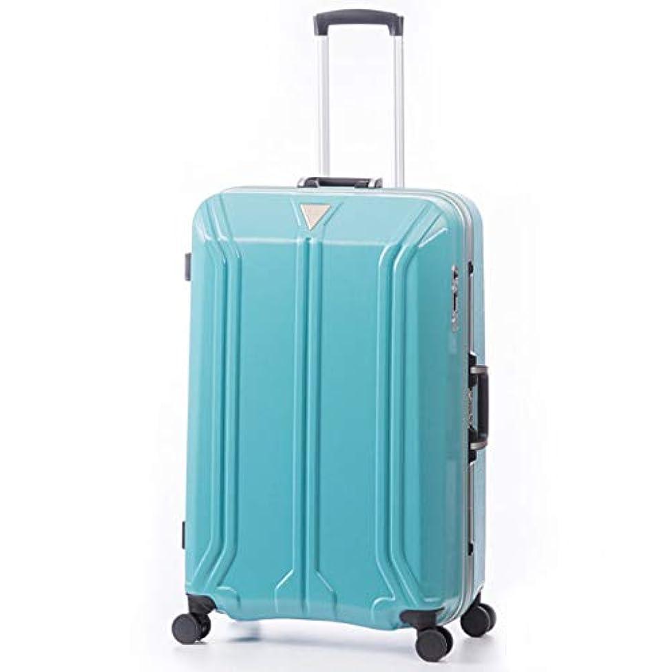 ALI スーツケース イケかる ALI-1031-28S チェレステ 93L(7~10泊目安)