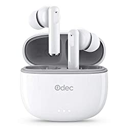 Qualité sonore supérieure: Qualité sonore supérieure: les écouteurs Odec OD-E2 ont été fabriqués avec des composants de haute qualité, disposent d'un haut-parleur de 12 mm qui garantit un son vraiment superlatif et des performances de basses somptueu...