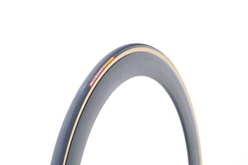 HUTCHINSON Fahrrad Reifen Tempo 1 // alle Größen, Ausführung:schwarz/transparent. Schlauchreifen, Dimension:21-622 (28') 700×21C