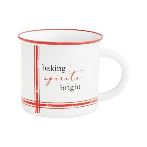'Baking Spirits Bright' Holiday Mug