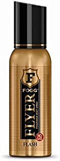Fogg Deodorants for Men, Flyer Flash, 120ml