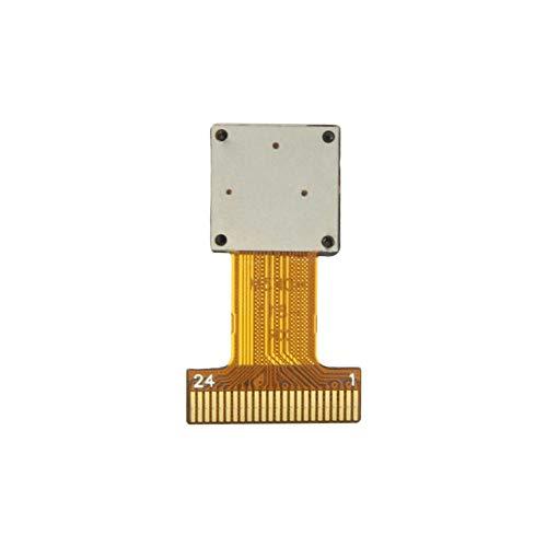 Módulo electrónico 3pcs módulo adaptador de la cámara de la lente de ojo de pez TTGO OV2640 2 megapíxeles Soporte YUV RGB JPEG for T-Camera Plus ESP32-DOWDQ6 8 MB SPRAM Equipo electrónico de alta prec