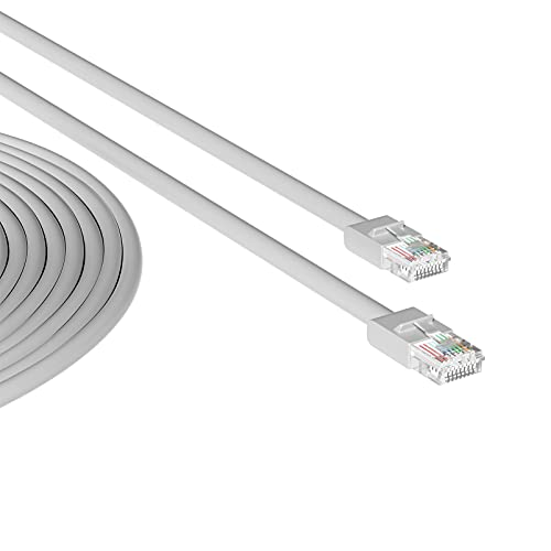 Reolink RJ45 Cat-5 Network Cable Ethernet Internet Patch Cable, 100 pies (30...
