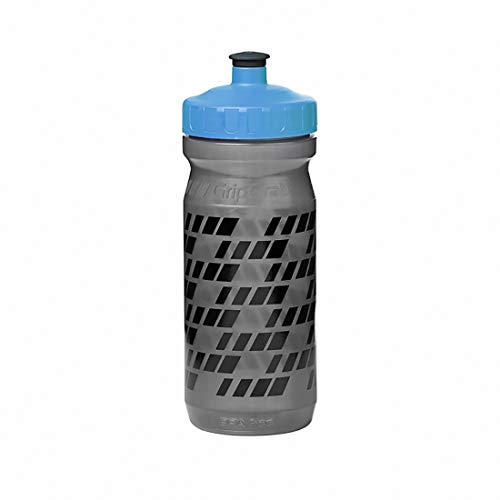 GripGrab BPA-freie Fahrrad Trinkflasche, Blau, 800 ml