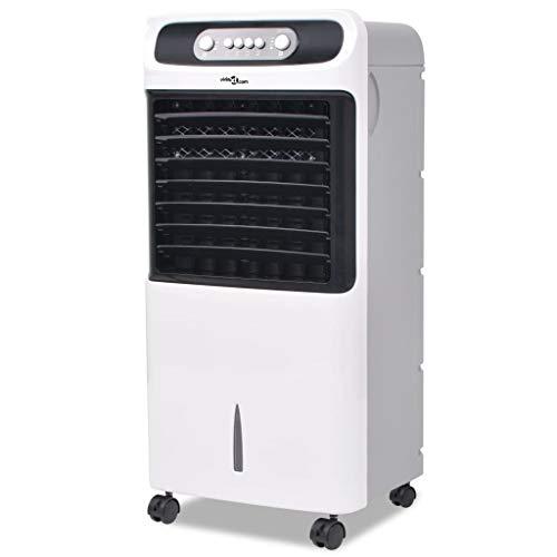 vidaXL Enfriador de Aire Acondicionado Portátil 80 W 12 L