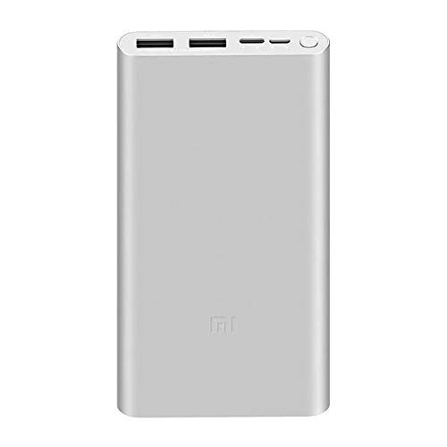 Xiaomi POWERBANK 18W Fast Charge Power Bank 3 10000MAH Silver