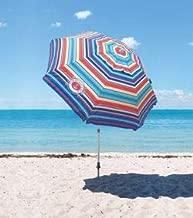 Tommy Bahama Beach Umbrella 2019 (Red Multi)