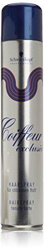 Schwarzkopf Coiffeur exclusiv Haarspray, 500 ml