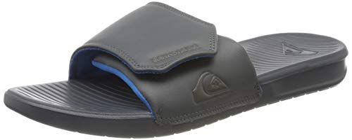 Quiksilver Herren Bright Coast Adjust Sandale, Grau (Grey/Grey/Grey Xsss), 39 EU