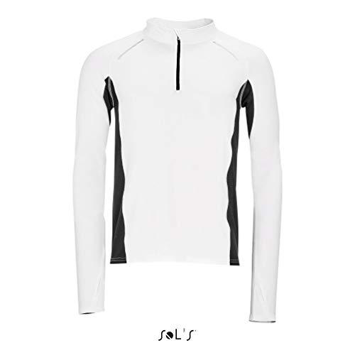 Men`s Long Sleeve Running T-Shirt Berlin