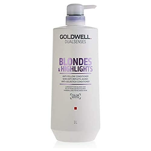 Goldwell Dualsenses Blondes & Highlights Anti-Yellow Conditioner 1L
