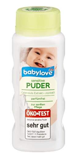 babylove Babypuder sensitive, 100g