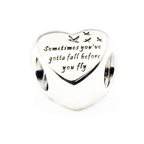 Pandora 925 pulsera de la joyería de plata esterlina natural corazón de Dom encanto se adapta a cuentas de metal para mujeres enteras Diy regalo