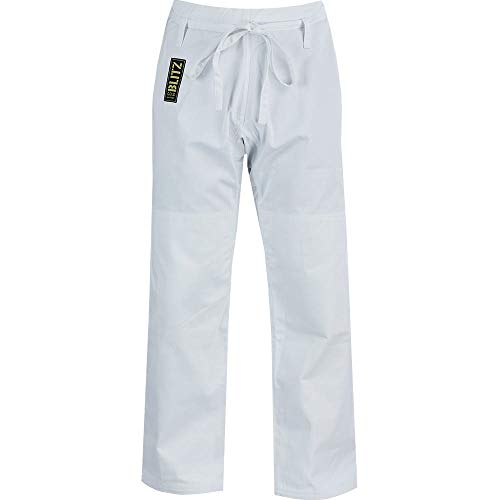 Blitz Gold Heavyweight Judo Pants, wit, 8/210 cm