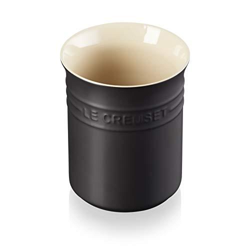 Le Creuset pan voor kookpollen, 1,1 liter, aardewerk, zwart