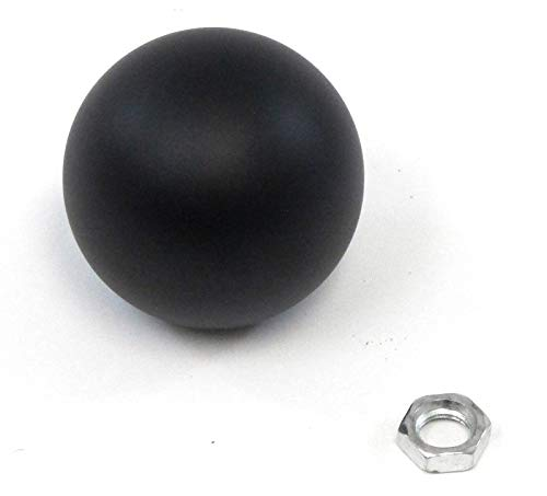 Satin Black Competition Style Shifter Shift Knob for 2009-2011 Lotus Elise Manual Trans 10