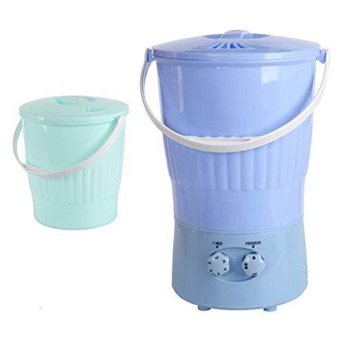 JYDQT Como se ve en la TV Wonder Lavadora - un portátil Mini Ropa Lavadora Eso va a Ninguna Parte - Ideal for la Limpieza de Ropa en el IR - 10 litros de Capacidad