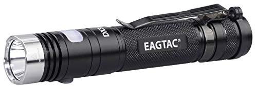 Linterna recargable DX3L CREE XHP50.2 LED 2500 lúmenes CW Eagtac