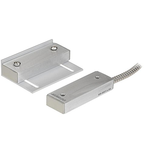 """SecoLarm SM4601L3Q Industrial WideGap Magnetic Contact Switches 3"""" Operation Gap NO/NC"""