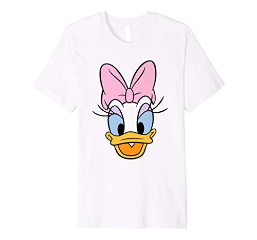 Disney Daisy Duck Big Face Premium T-Shirt