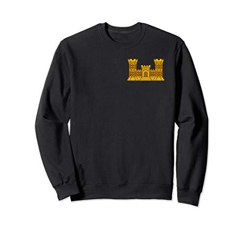 US Army Branch - Corps of Engineers - EN Sweatshirt
