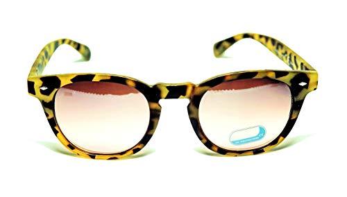 FIKO MOSCOT SUMMER Gafas de sol estilo Johnny Depp - Cult Vintage Ligeras Hombre Mujer Redondas Unisex