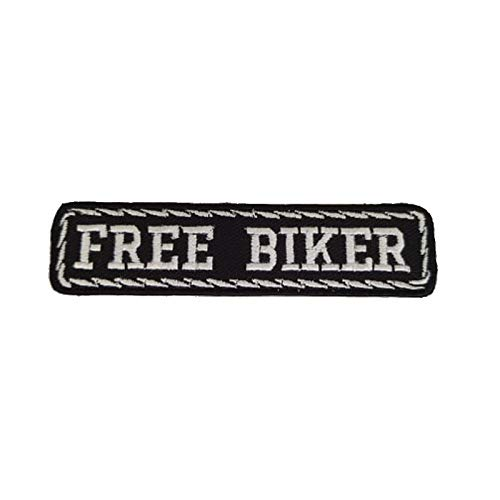 Loyalty Blood Family Embroidered Bike Motorcycle Biker Patch Iron On /Écusson Brod/é Thermocollant Par Titan One Europe