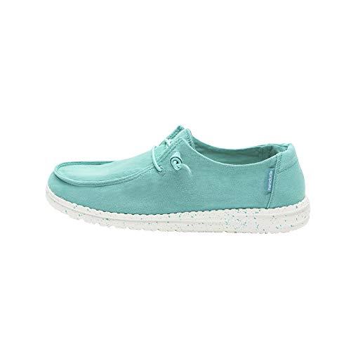 Dude Shoes Mujer Wendy Lavada Menta UK5 / EU38