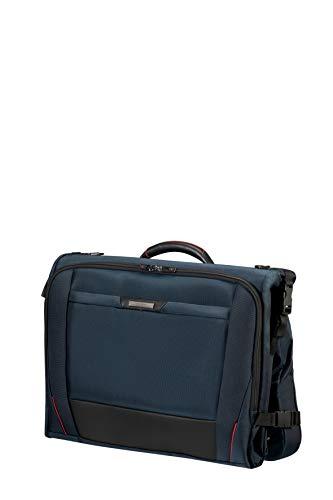 Samsonite Pro-DLX 5 - Tri-Fold Garment Bag, 55 cm, Blue (Oxford Blue)