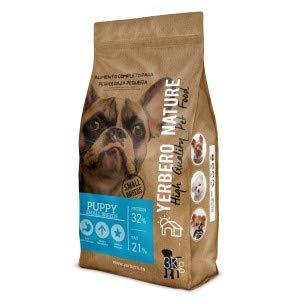 YERBERO Nature Puppy Comida Premium para Cachorros de Razas Mini 3kg