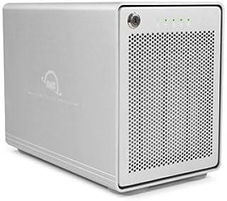 24TB OWC Mercury Elite Pro Quad RAID Ready (JBOD) 4-Drive HDD Storage Solution