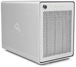OWC Mercury Elite Pro Quad RAID Ready (JBOD) 4-Bay Storage Enclosure