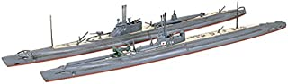 Tamiya 31453 - Maqueta de 2 Submarinos Japoneses I-16 / I-58 - escala 1/700