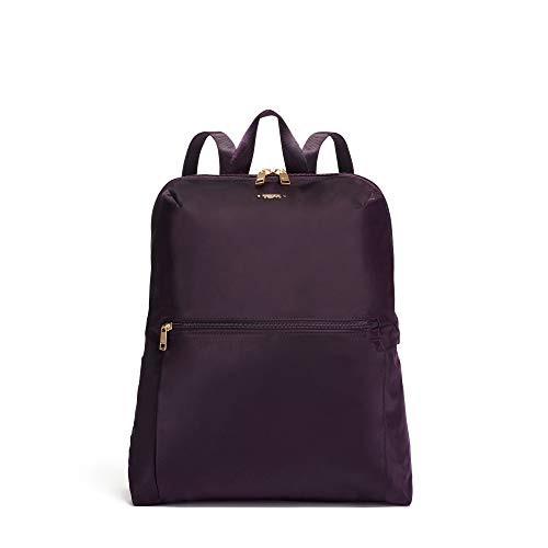 TUMI - Voyageur Just In Case Backpack - Lightweight Foldable Packable Travel Daypack for Women - Blackberry